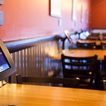 Order food from tabletop tablets