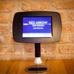 Tabletop tablet ordering
