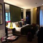 Junior suite 301 and river suite 1404