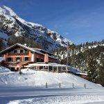 Hotel Restaurant Roseg Gletscher