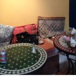 Authentic Arabic furnishings!