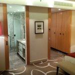 Corner room 803