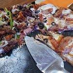 Pizza Suprema y Marinera
