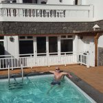 Ramos Uno. Puerto Calero, Lanzarote. January 2017. Very Sunny, great private pool