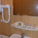 Salle de bain et petites fournitures