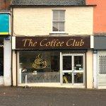 Outside the Coffee Club