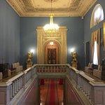 Jussupow-Palast an der Moika Foto