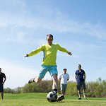 Experience FootGolf at Fox Hills! Corporate Teambuilding & birthday parties are our specialties!