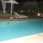 Our swinning pool
