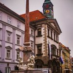 Ljubljana Old Town Foto