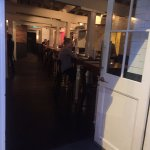 Wine bar at Cargo