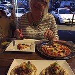 Lamb Tacos and Margherita