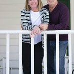 Your innkeepers, Scott & Anne! Welcoming guests for the last 16 years!