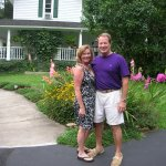 Your innkeepers, Scott & Anne, welcoming guests for the last 16 years!