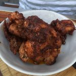 Tasty chunky Chicken wings