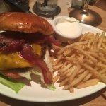 BJ's hamburger
