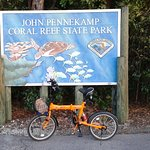 John Pennekamp Coral Reef State Park Campgrounds Foto