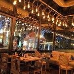 Steakhouse. Meat & Wine Foto
