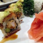 Cooked Dragon Roll