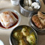 Love those bean curd skin rolls and rice noodle rolls and, and, and