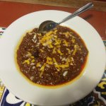 chili - you see the oily-ness