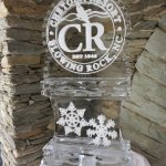Ice Sculpture at Chetola