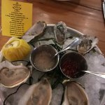 1/2 Doz oysters - chef's choice