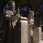Basilica Cathedral of Saint-Denis Foto