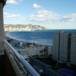 Room 14E.. large balcony and beautiful view