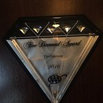 2016 Diamond Award for The Oakroom