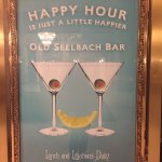 Happy Hour at the Old Seelbach Bar