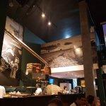 Interior da Pizzaria