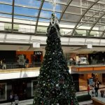 Christmas at the Galleria