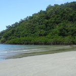 Secluded, quiet, Cape Tribulation