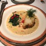 Seafood Coulibiac