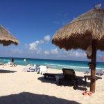 Foto de Solymar Cancun Beach Resort