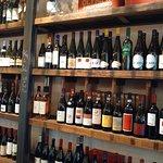 Wine selection is amazing