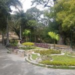 parque EL CALVARIO, area de jardines
