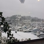 Winter in Gibsons