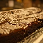 Brownies, a selection of baked goods daily