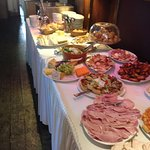 function room & catering available