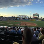 Coca-Cola park panoramic view