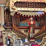 The Amersham Fair Organ Museum