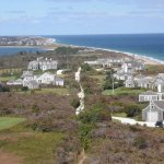 View from Sconset lighthouse