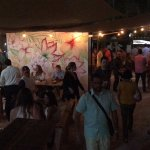 Hen House at Lote 23 in Santurce, Puerto Rico: great night life, open air food stands, best chic