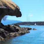 Sucia Island, in the beautiful San Juan Islands of Washington State.