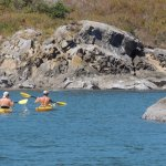 Great kayaking at Sucia Island state park.