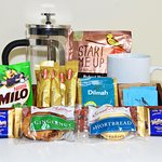 Tea, coffee & snacks in room