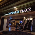 Located inside the Shoppes at Mandalay Bay