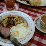 Breakfast! Chicken Fried Steak - Steak and Eggs